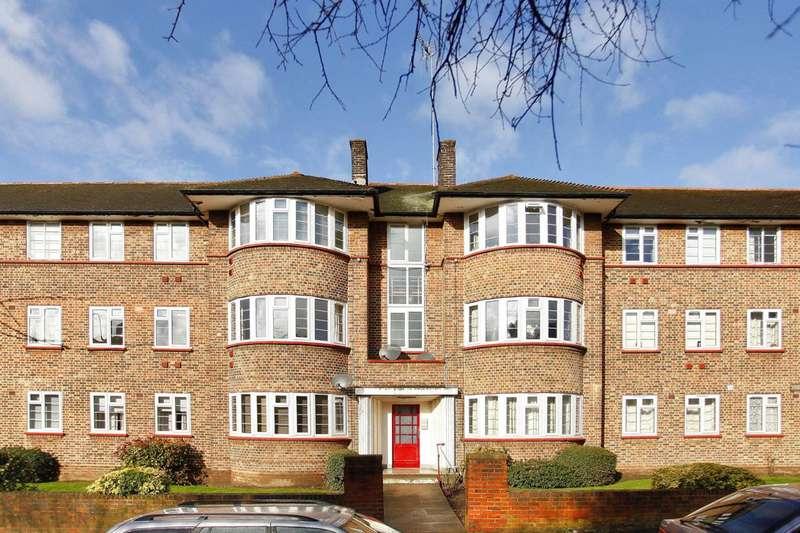 2 Bedrooms Flat for sale in Beaufort Park, Hampstead Garden Suburb, NW11