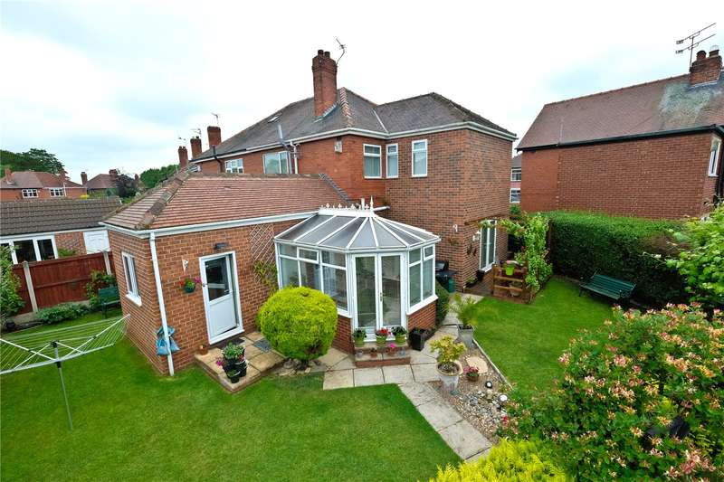 4 Bedrooms Semi Detached House for sale in West Grove, Doncaster, DN2