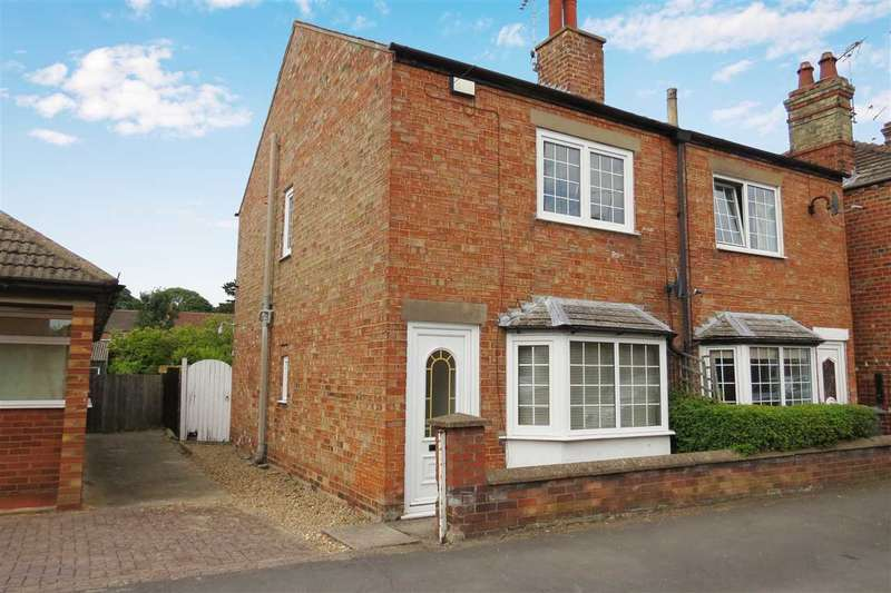 3 Bedrooms Semi Detached House for sale in Alexandra Road, Sleaford