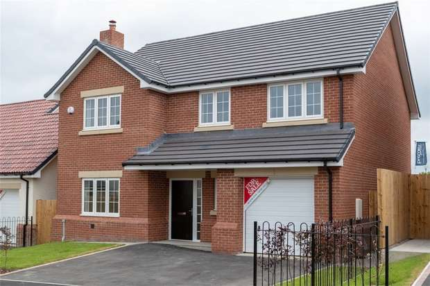 4 Bedrooms Detached House for sale in THE ROTHMAN, EVE LANE, DURHAMGATE, SPENNYMOOR