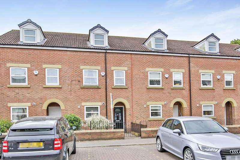5 Bedrooms Terraced House for sale in St. Lukes Place, Ferryhill, DL17