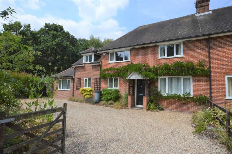 3 Bedrooms Semi Detached House for sale in Shortheath Lane, Sulhamstead, Reading, RG7