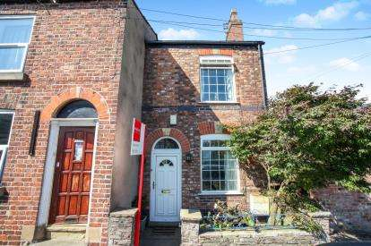 2 Bedrooms End Of Terrace House for sale in Pownall Street, Macclesfield, Cheshire