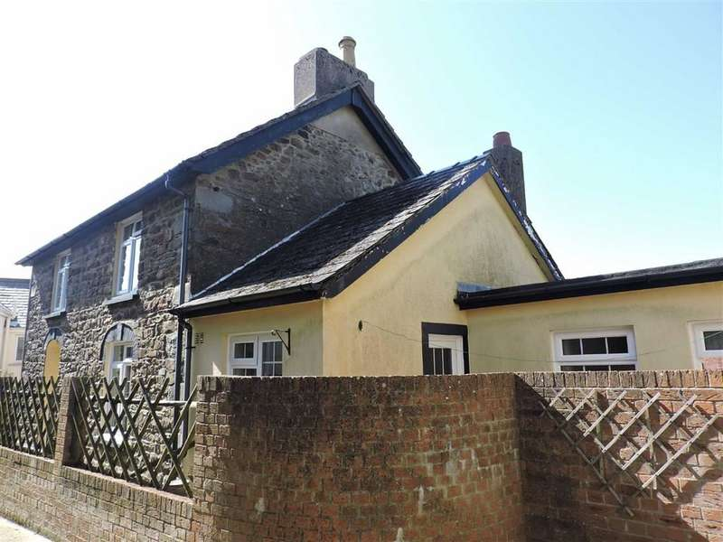 3 Bedrooms End Of Terrace House for sale in Hamilton Street, Fishguard