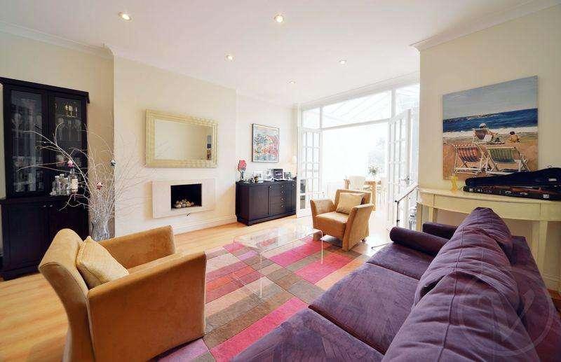 5 Bedrooms Semi Detached House for sale in Beechcroft Avenue, Golders Green, London, NW11