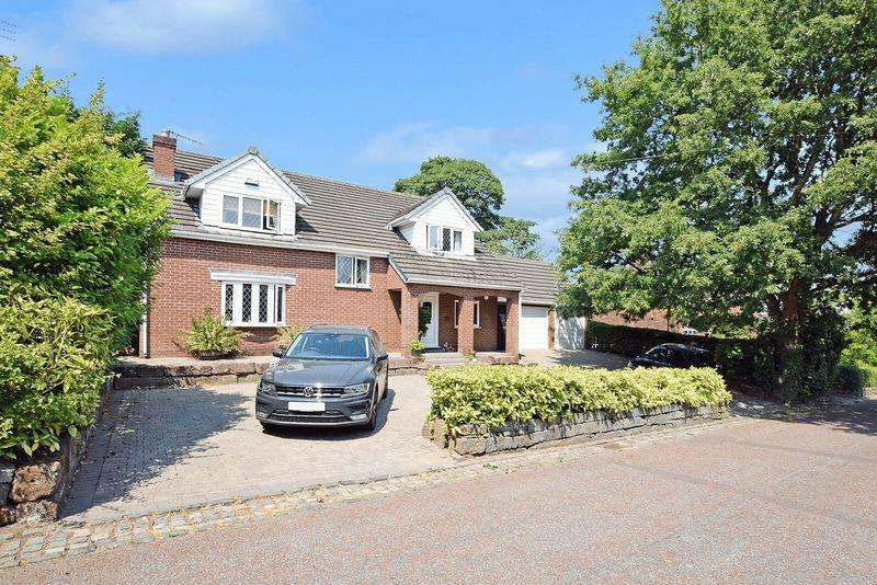 4 Bedrooms Detached House for sale in Norton Village, Runcorn