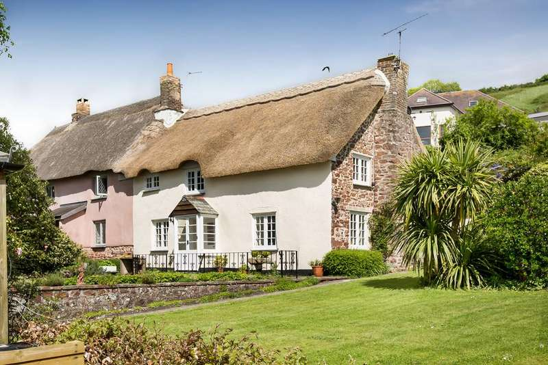 4 Bedrooms Cottage House for sale in Radway Hill, Bishopsteignton
