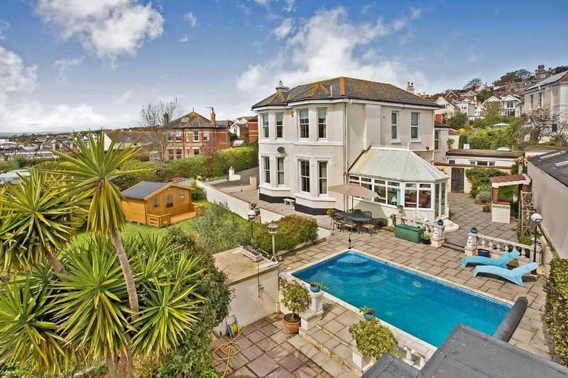 8 Bedrooms Villa House for sale in Upper Hermosa Road, Teignmouth