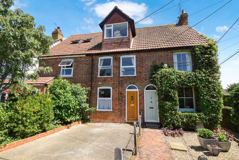 3 Bedrooms Terraced House for sale in Marsh Lane, Taplow, SL6