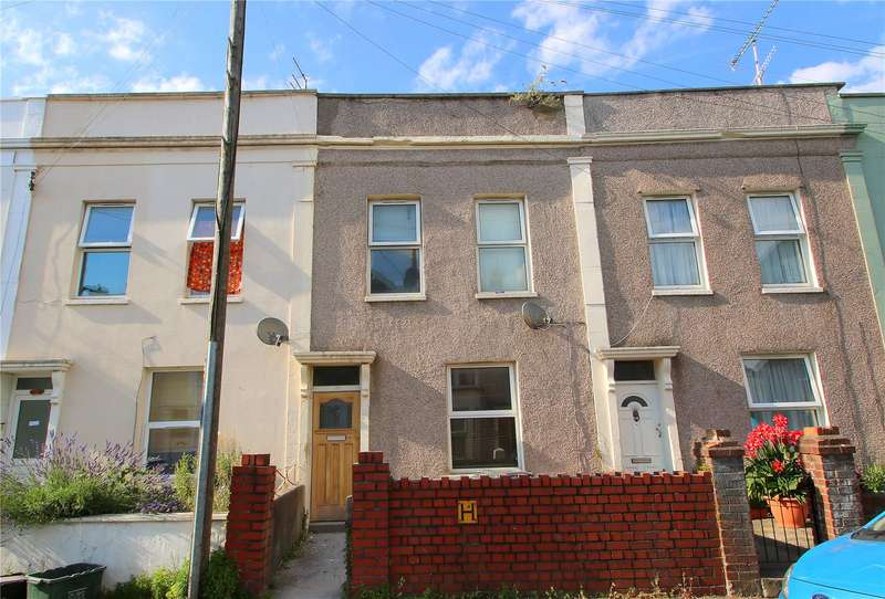 2 Bedrooms Terraced House for sale in Southville Place Southville Bristol BS3