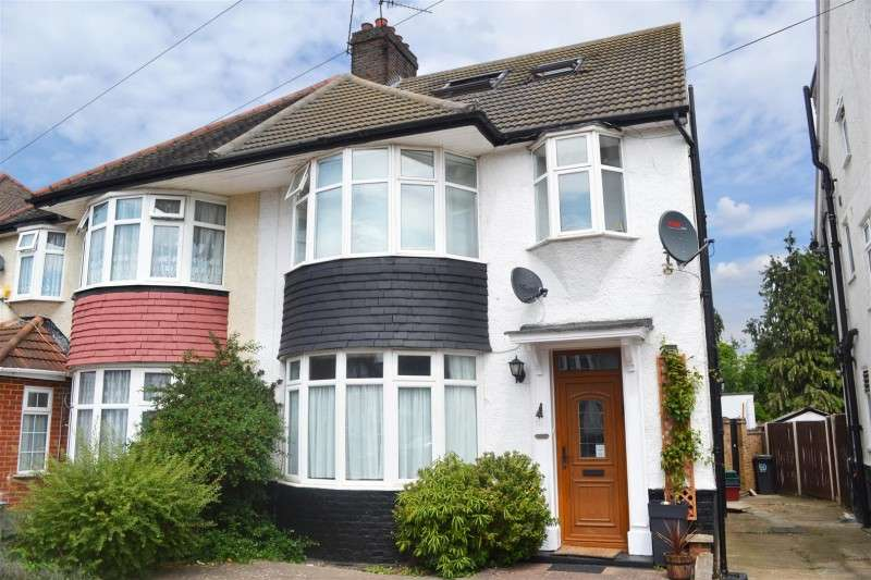 4 Bedrooms Property for sale in Central Avenue, Hounslow/Whitton borders
