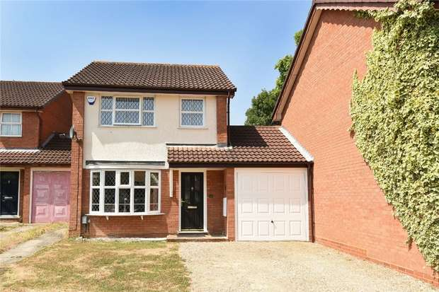 3 Bedrooms Detached House for sale in Westminster Gardens, Kempston, Bedford