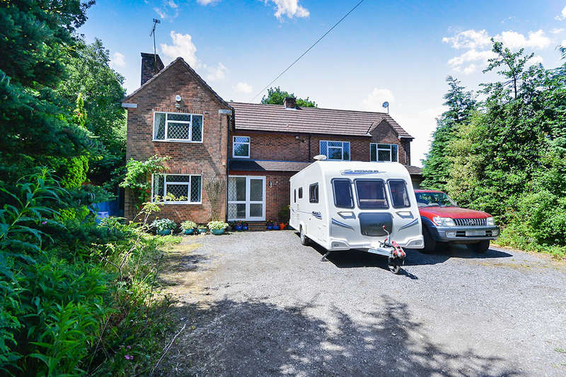 5 Bedrooms Detached House for sale in Derby Road, Annesley, Nottingham, NG15