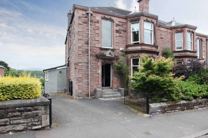 3 Bedrooms Semi Detached House for sale in Claremont, Alloa, FK10 2DG