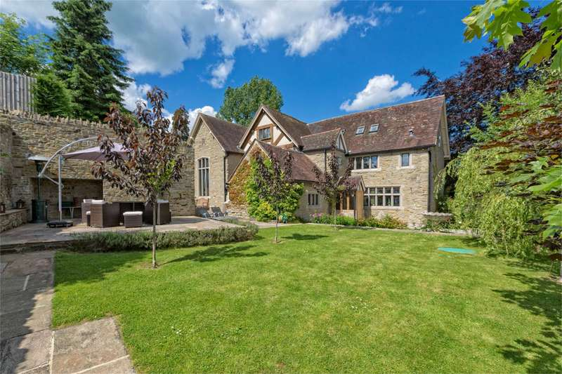 6 Bedrooms Detached House for sale in The Old School, Munslow, Craven Arms, Shropshire, SY7