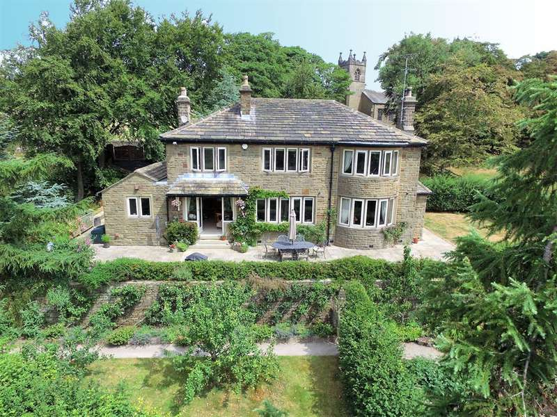 4 Bedrooms Detached House for sale in The Brow, Lothersdale