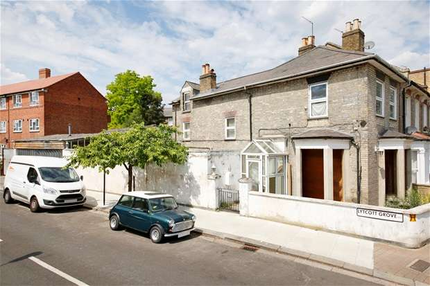 5 Bedrooms End Of Terrace House for sale in Melbourne Grove, East Dulwich