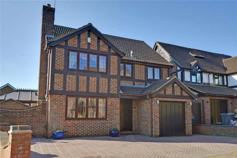 4 Bedrooms Detached House for sale in Beechwood Rise, Chislehurst, BR7