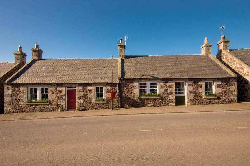 3 Bedrooms Cottage House for sale in 3 Whitekirk Cottage, Whitekirk, DUNBAR, EH42 1XS