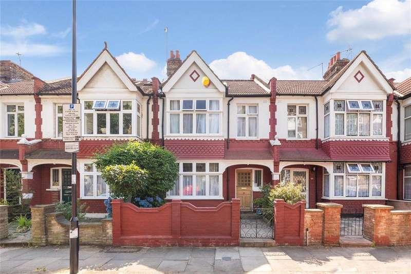 4 Bedrooms Terraced House for sale in Biddestone Road, Holloway, Islington, London