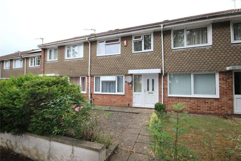 3 Bedrooms Terraced House for sale in Oak Close, Little Stoke, Bristol, South Gloucestershire, BS34