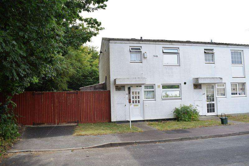 3 Bedrooms End Of Terrace House for sale in Milwards, Harlow, Essex