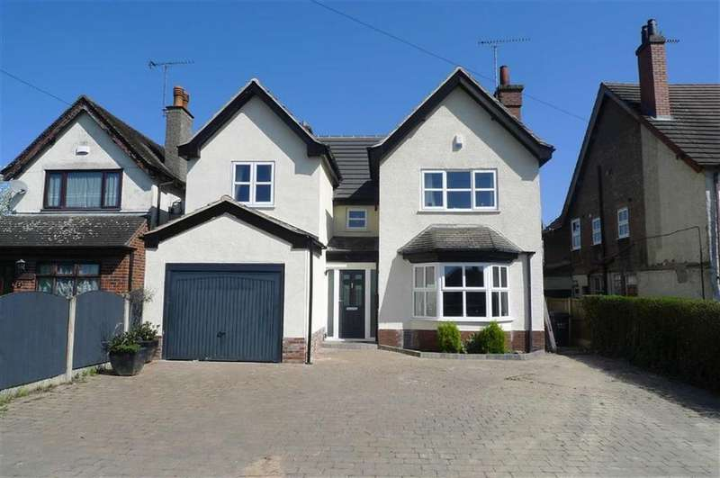 5 Bedrooms Detached House for sale in High Lane East, West Hallam, Derbyshire