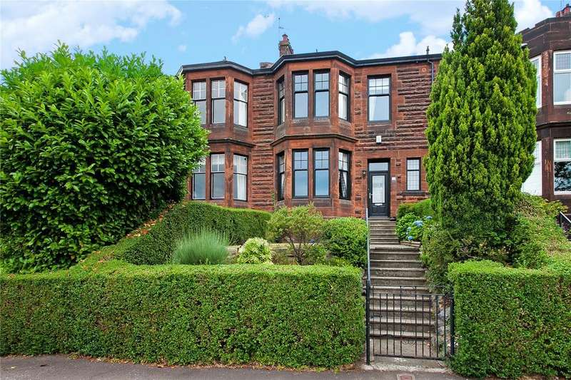 4 Bedrooms Terraced House for sale in Essex Drive, Jordanhill, Glasgow