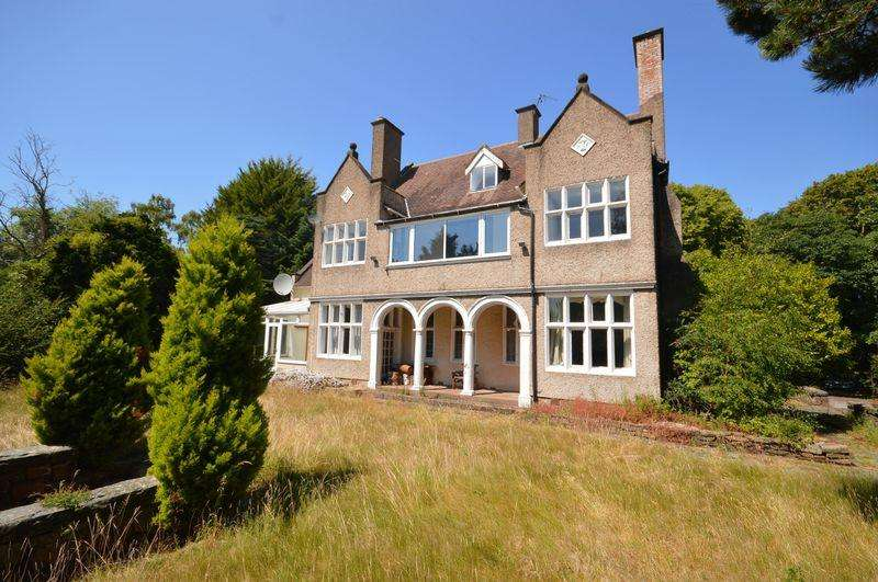 5 Bedrooms Detached House for sale in Kings Drive, Caldy