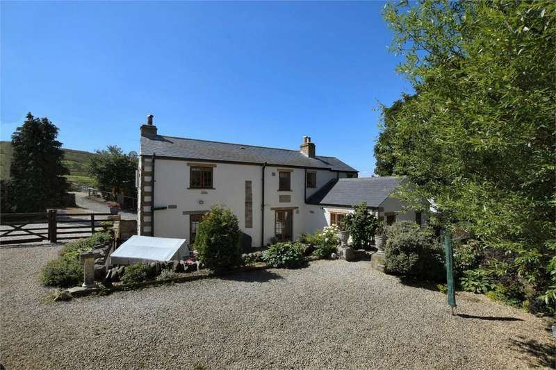 3 Bedrooms Smallholding Commercial for sale in Lambsgate Farm, Alston, Cumbria