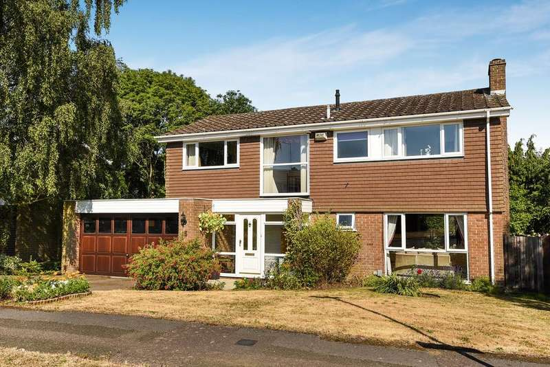 4 Bedrooms Detached House for sale in Hampden Road, Flitwick, MK45