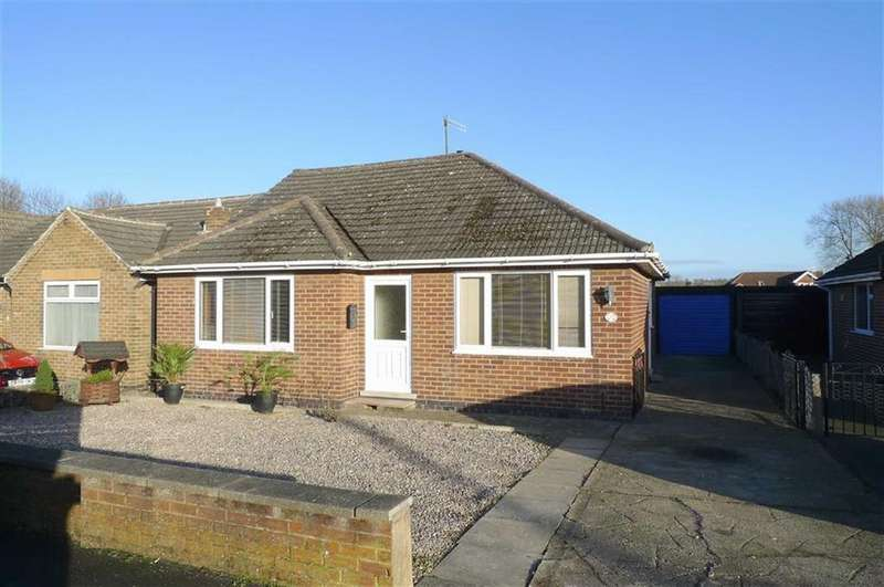 2 Bedrooms Detached Bungalow for sale in Springfield Gardens, Ilkeston, Derbyshire