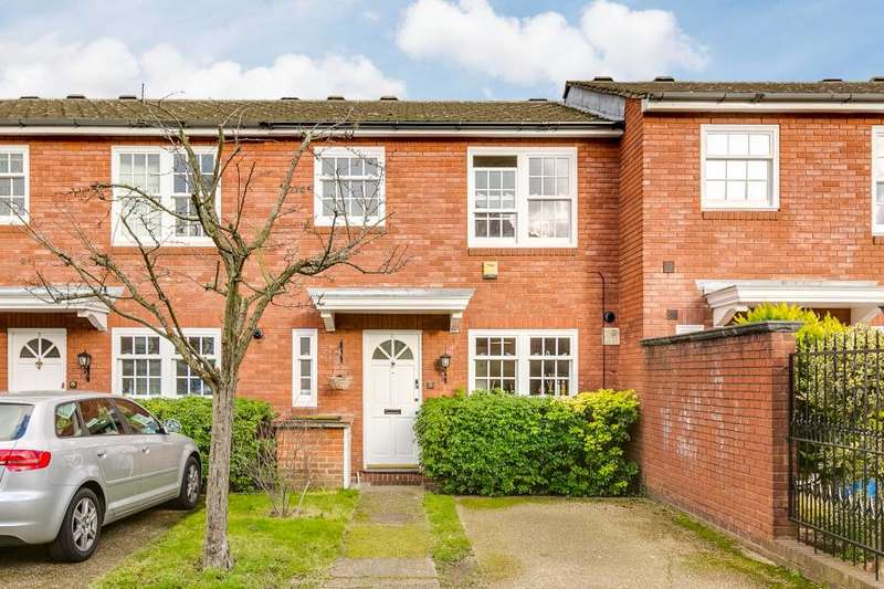 3 Bedrooms House for sale in Langham Place, Chiswick W4