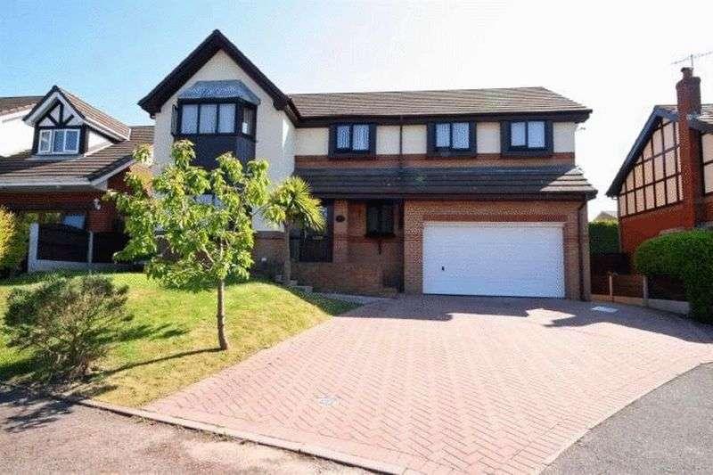 5 Bedrooms Property for sale in Kingsbury Court, Skelmersdale