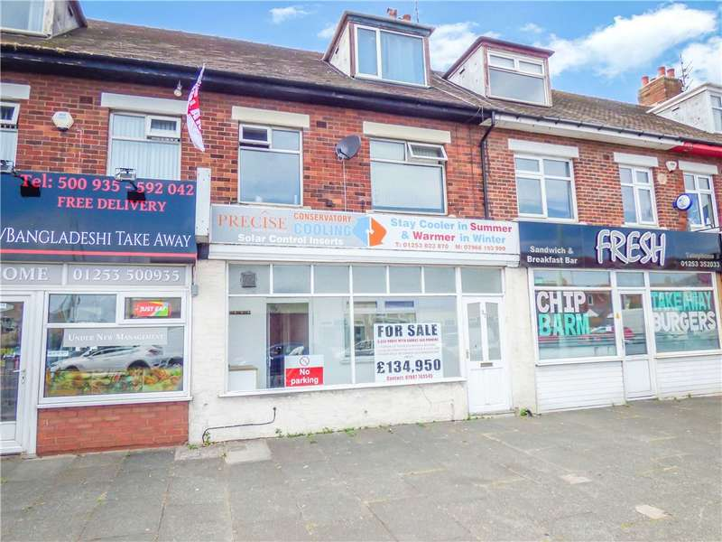5 Bedrooms Terraced House for sale in Bispham Road, Bispham, Blackpool