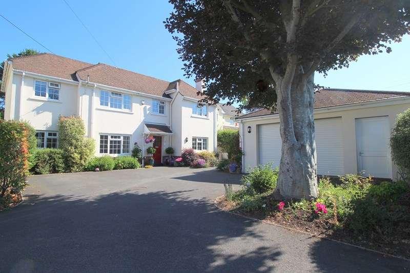 4 Bedrooms Detached House for sale in Old Barnstaple Road, Bideford