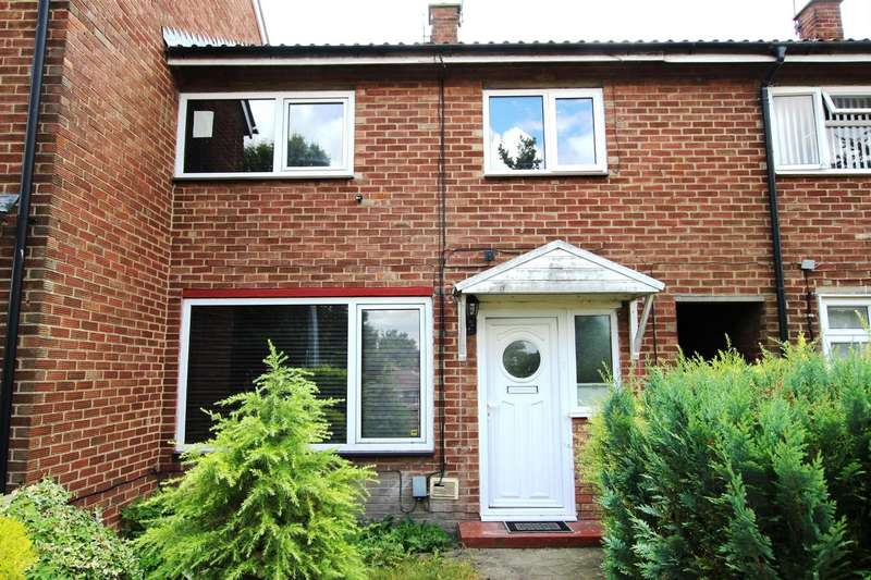 2 Bedrooms Terraced House for sale in Churchfield Road, Houghton Regis