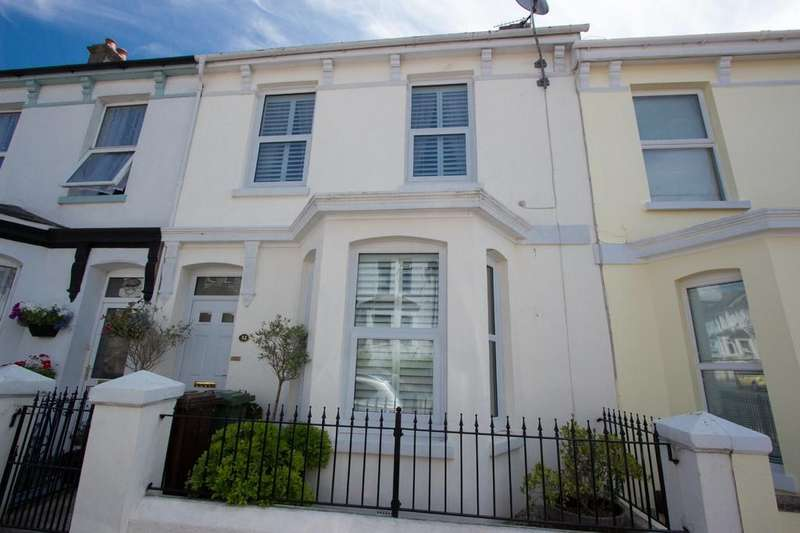 3 Bedrooms Terraced House for sale in Chudleigh Road, Plymouth