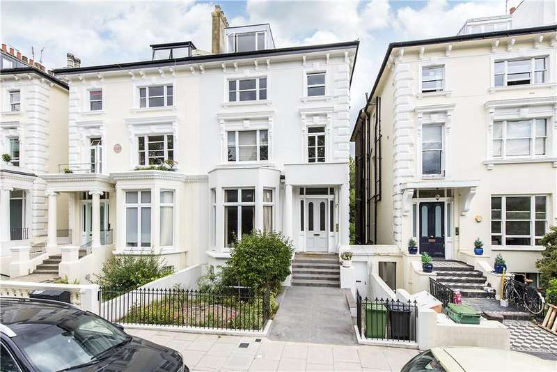2 Bedrooms Flat for sale in Belsize Square, London, NW3