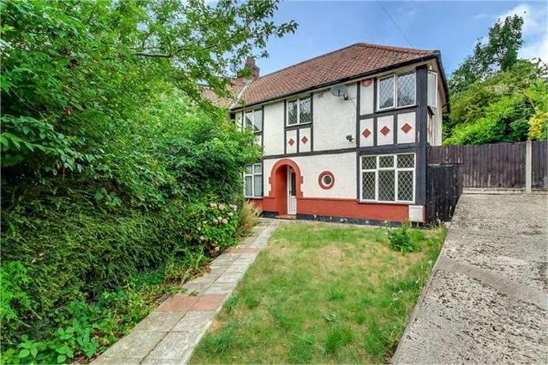 3 Bedrooms Semi Detached House for sale in Homestead Park, Dollis Hill Lane, London