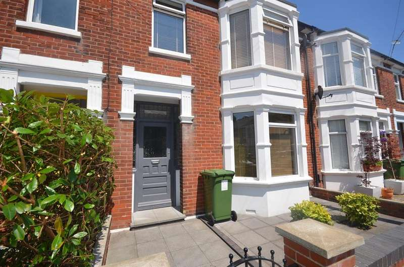 4 Bedrooms Terraced House for sale in Cedar Grove, Baffins, Portsmouth