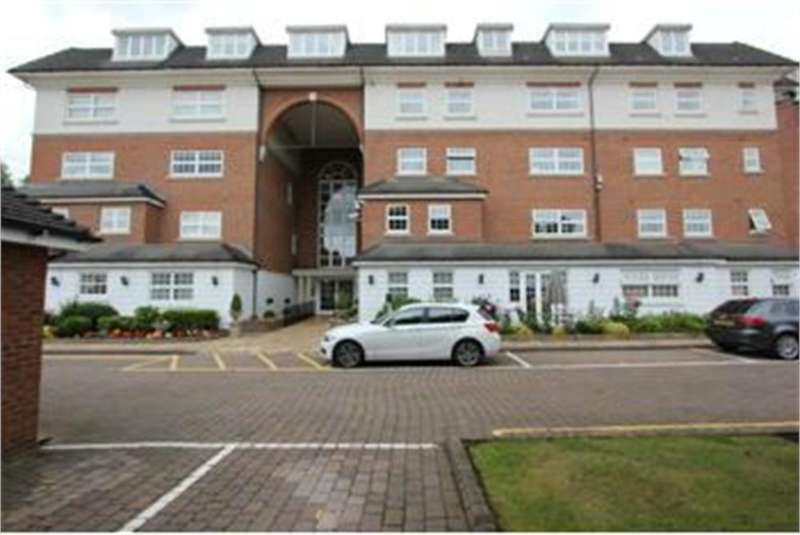 2 Bedrooms Flat for sale in Ambassador Court, Century Close, LONDON