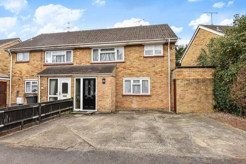 3 Bedrooms House for sale in Northumbria Road, Maidenhead, SL6