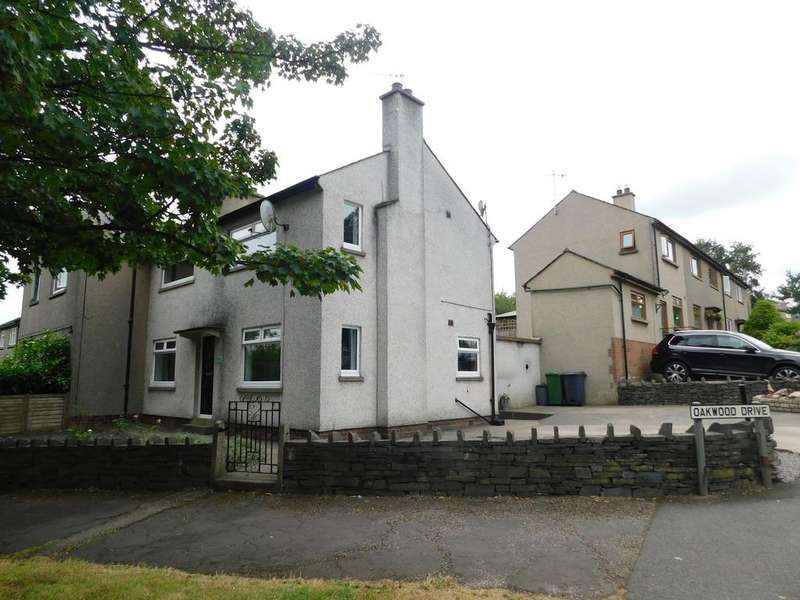 3 Bedrooms Semi Detached House for sale in 42 Priory Road, Ulverston, cumbria
