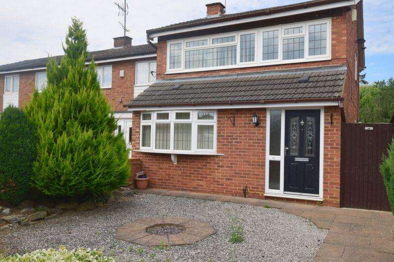3 Bedrooms Detached House for sale in Baccara Grove, Bletchley, Milton Keynes
