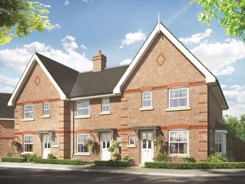 3 Bedrooms Semi Detached House for sale in Cutbush Lane, Shinfield, RG2