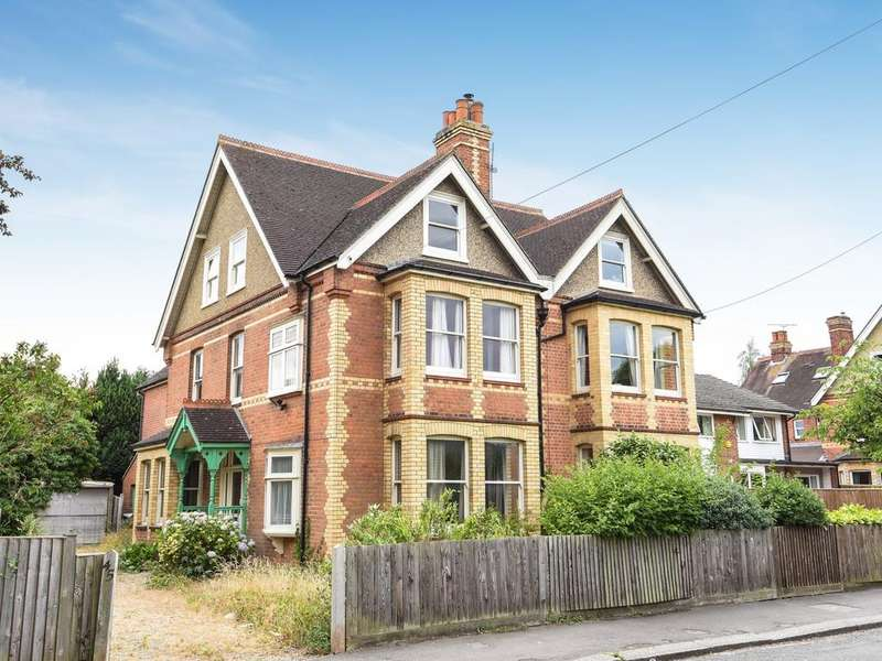 5 Bedrooms Semi Detached House for sale in Albert Road, Caversham, Reading, RG4