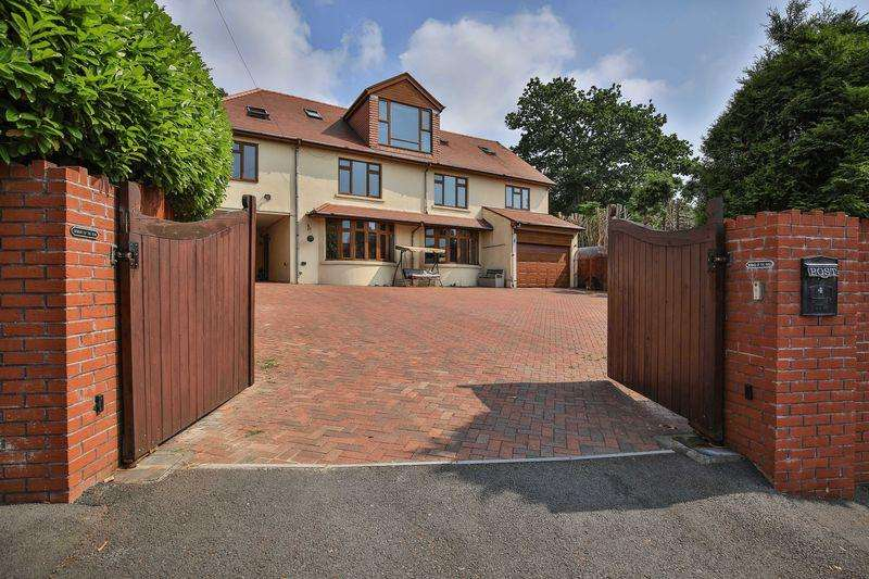 7 Bedrooms Detached House for sale in Ty-Gwyn Avenue, Penylan, Cardiff