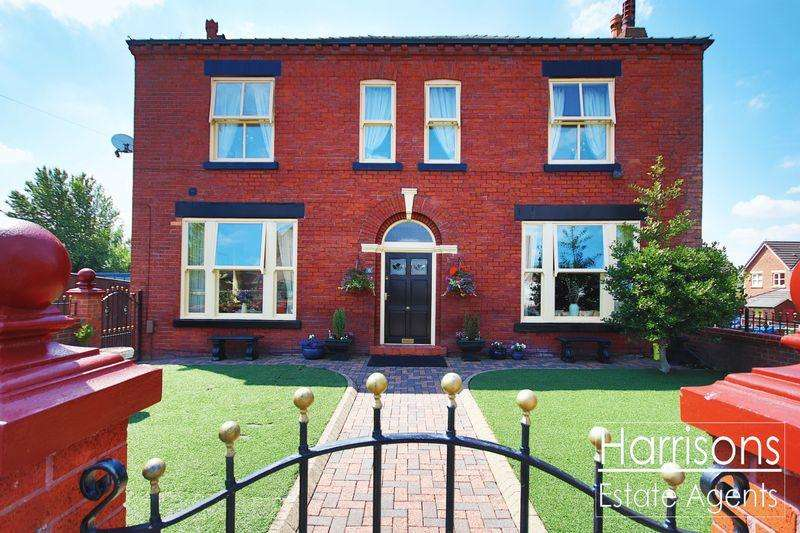 6 Bedrooms Detached House for sale in Peace Street, Atherton, Manchester, Greater Manchester.