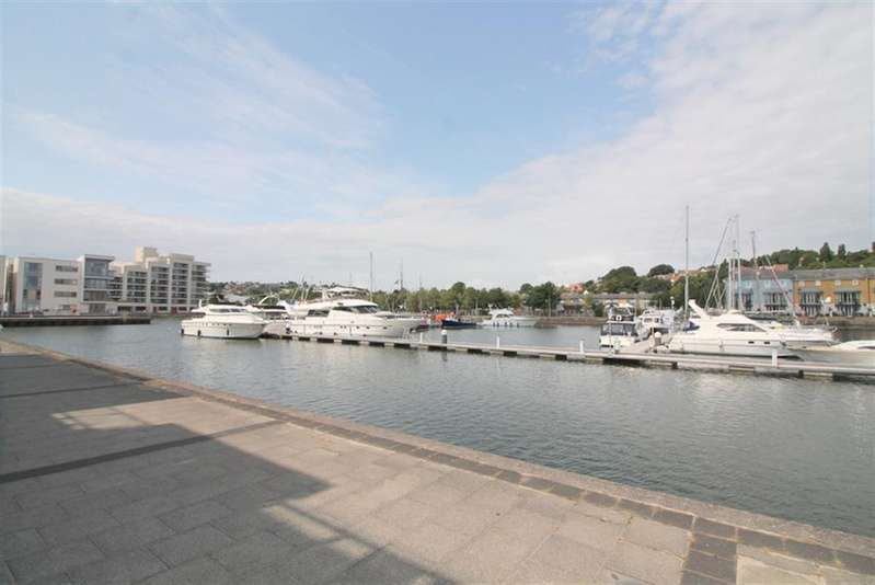 2 Bedrooms Apartment Flat for sale in Portishead, North Somerset, BS20 7FN